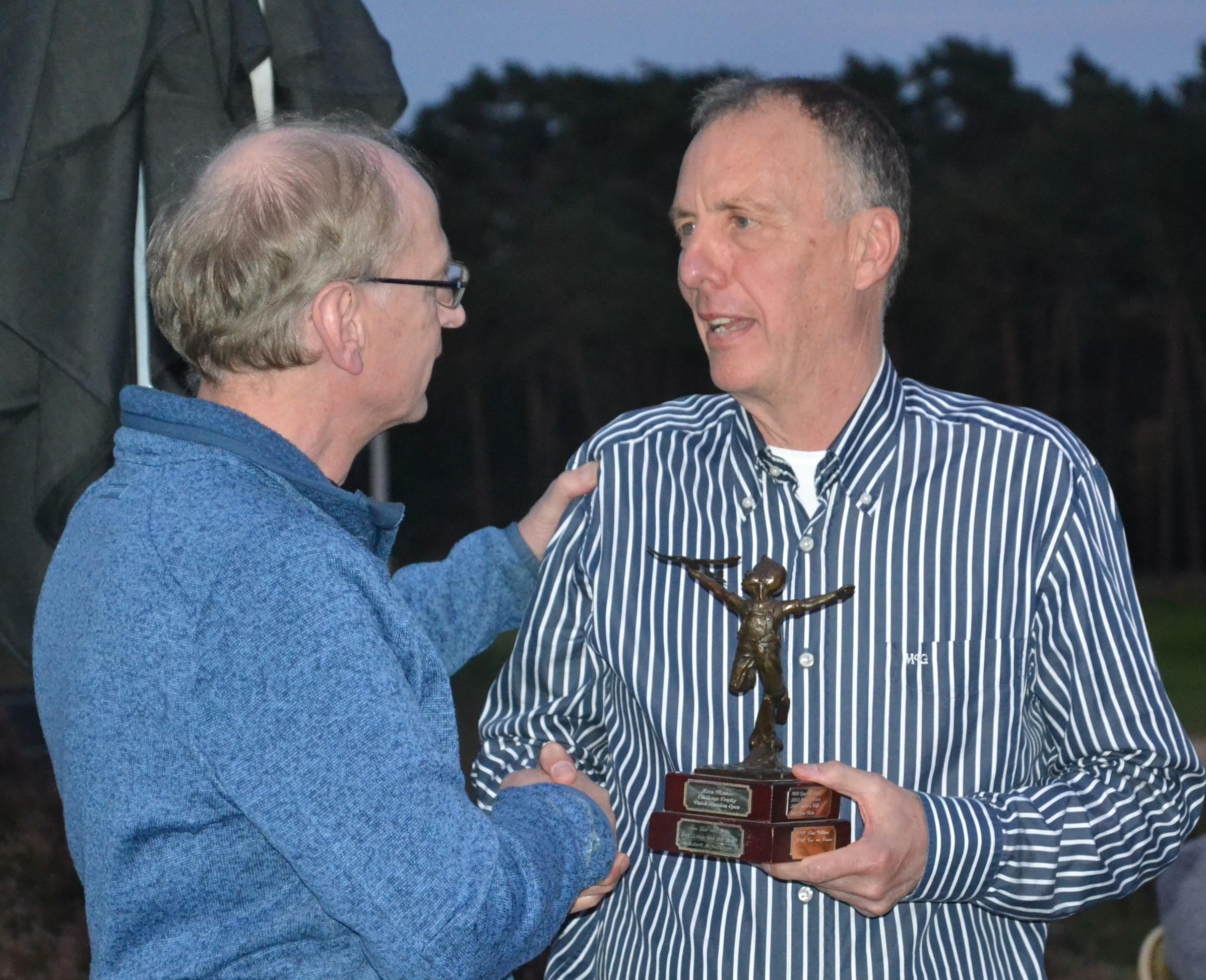 Ron van der Meulen wins 2019 edition